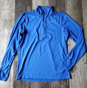 Nike pullover jacket m